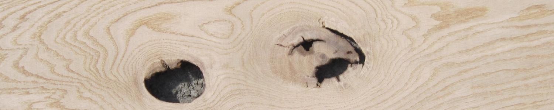 oak Lamella, quality grade R