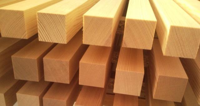 Holzrohlinge