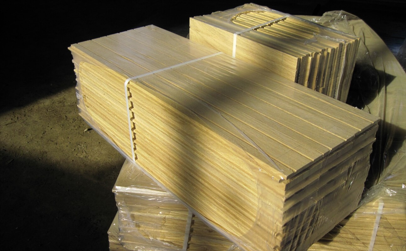 LLC IE Ukrlisexport, we produce and export hardwood blanks for parquet and furniture